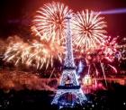 7月14日革命記念日のパリ観光