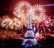 パリ祭2019年7月14日革命記念日の過ごし方・花火・パレード情報