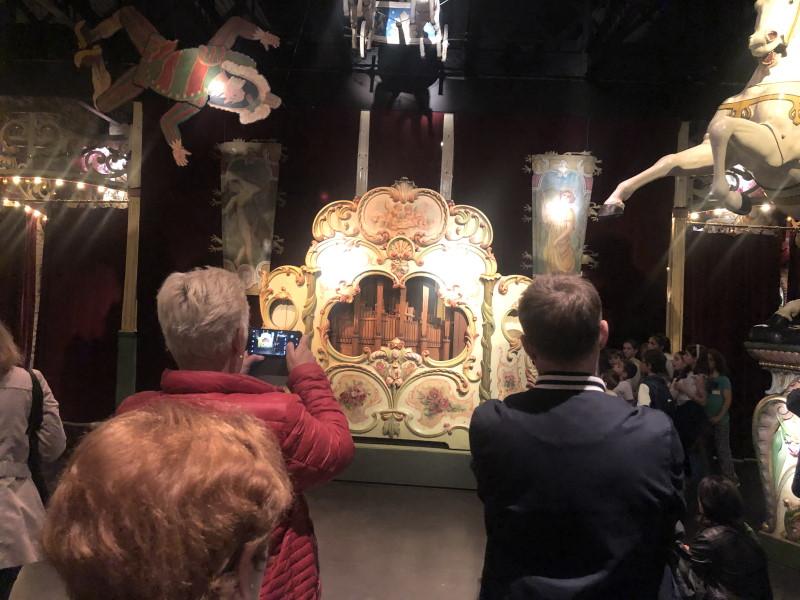 パリ縁日博物館,パリの美術館,パリの移動遊園地,パリの縁日,パリ観光地,パリの名所