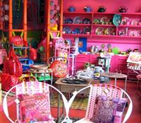 乙女心弾むかわいいパリの雑貨屋さんAntoine & Lili