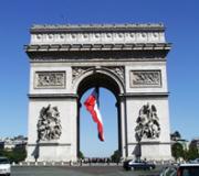 パリ凱旋門の入場料・開館・基本情報