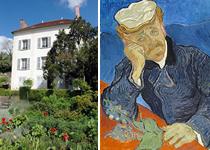 ゴッホの村, オヴェール・シュル・オワーズの行き方,オヴェール・シュル・オワーズ観光ガイド,ゴッホの村観光見どころ