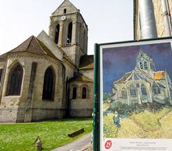 ゴッホの村, ゴッホの村行き方, オヴェール・シュル・オワーズの行き方,オヴェール・シュル・オワーズ観光ガイド,ゴッホの村観光見どころ