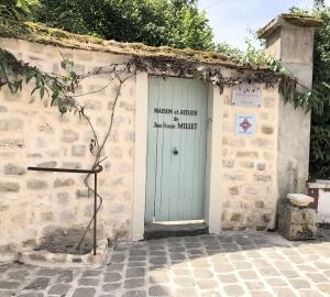バルビゾンの行き方,バルビゾン観光ガイド,ミレーの村,パリ郊外観光,パリ郊外の田舎,フランスの田舎,ミレーのアトリエ,ミレーの家