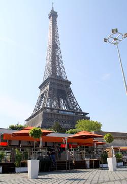 パリ・セーヌ河クルーズ Bateaux Parisiens