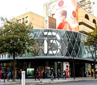 パリ最大級ショッピングモールBeaugrenelle,パリのショッピングスポット,パリで買物