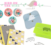ステーショナリー文具&雑貨屋Bird on the Wire