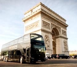 パリ観光,パリ観光バスツアー,おすすめパリ観光バスツアー,パリ観光レストラン,BUSTRONOME,パリのレストラン