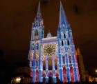 世界遺産シャルトル大聖堂の行き方・観光ガイド・夏のライトアップ