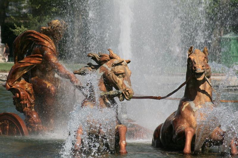 ベルサイユ宮殿,ヴェルサイユ宮殿,庭園,噴水ショー