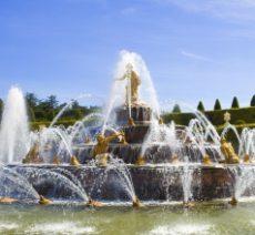 ヴェルサイユ宮殿の庭園噴水ショー2020年イベント情報と料金