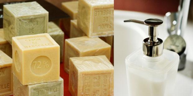 肌に優しいおしゃれなフランスのオーガニック石鹸やフレグランス・ハンドソープ6選