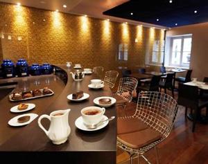 カフェがあるチョコレート屋,Jean-Paul Hévin,パリのパティシエ