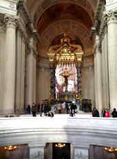 アンヴァリッド・パリ,ナポレオンの墓,パリ軍事博物館,パリの美術館,パリの教会,オテル デ ザンヴァリッド,アンヴァリッド・パリ地図,アンヴァリッド・パリ行き方,アンヴァリッド・パリ入場料