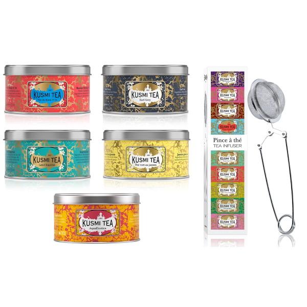 Kusmi Tea,クスミティー,フランス紅茶,パリのお土産,おすすめギフト,パリの紅茶店,クスミティーおすすめ商品