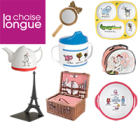 ポップなアイデア雑貨屋La Chaise Longue,パリの雑貨屋
