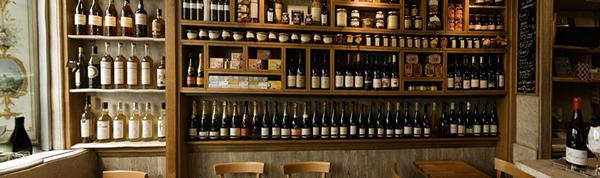 サンジェルマンデプレの名店ワインバーLa Cremerie