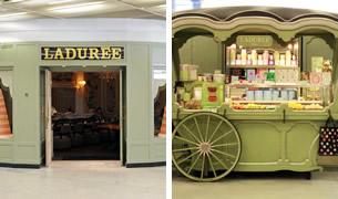 Ladurée パリCDG空港 ロワッシーシャルルドゴール空港店