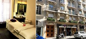 パリのエステ,パリのすすめエステ,フランス最新エステ,Le CERCLE,パリのエステ体験