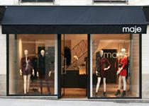 majeパリ,majeパリ,パリのブランドmaje,フランスのおすすめブランド,日本未入荷パリのブランド