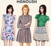 フランスの注目ブランド MANOUSHパリの店舗リスト