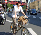 フランス天気と気温8月,パリの天気と気温8月,フランスの服装8月,パリの服装8月
