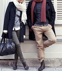 フランス・パリの天気・気温服装 12月