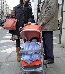 フランス・パリの天気・気温服装 1月