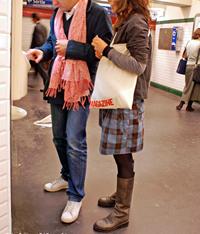 フランス・パリの天気・気温服装10月