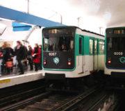 パリの地下鉄メトロ 切符の買い方・乗り方