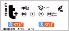 パリの地下鉄メトロ切符の買い方と料金,パリのメトロのフリーパス乗車券