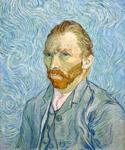 パリ,オルセー美術館,ゴッホ,自画像
