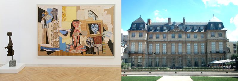 パリのピカソ美術館,ピカソ美術館ガイド,ピカソ美術館基本情報,ピカソ美術館入場料,ピカソ美術館行き方
