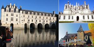 ロワール古城めぐりの行き方,ロワール古城めぐりツアーガイド,ロワール古城めぐりツアー体験談,マイバスのロワール古城めぐりツアー