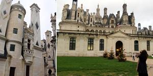 ロワール古城めぐりの行き方,ロワール古城めぐりツアーガイド,ロワール古城めぐりツアー体験談,マイバスのロワール古城めぐりツアー,シャンボール城