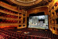 パリのオペラ座,オペラ・ガルニエの見学開放日,オペラ座の入場料と基本情報ガイド,パリのオペラ公演チケット購入