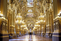 パリのオペラ座,オペラ・ガルニエの見学,オペラ座の入場料と基本情報ガイド
