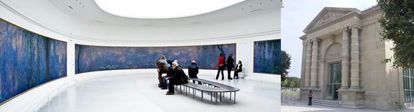 パリ・オランジュリー美術館,Musee de l'Orangerie
