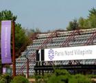 パリ見本市会場への行き方Parc des Expositions de Paris Nord Villepinte