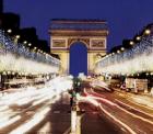 パリのクリスマス夜景スポット2018-2019年イルミネーション名所情報