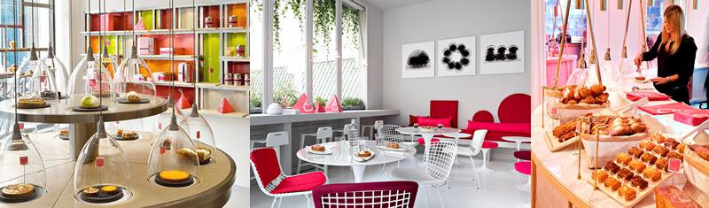 パリのパティシエ,,パリのスイーツ,パリのティーサロン,la Patisserie des reves,パリのカフェ