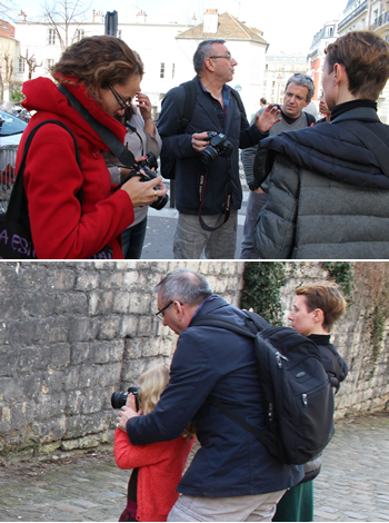 パリ散策観光ツアー,パリでレッスン,パリのカメラマン,パリ散策コース,パリおすすめ散策観光,パリの写真レッスンツアー