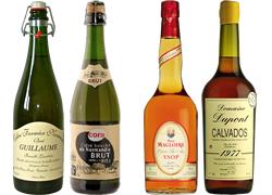モンサンミッシェルのりんご酒,フランス・ノルマンディー地方のシードル,モンサンミッシェルのおすすめ土産情報