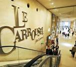 フランスのお土産探しショッピングモール,CARROUSEL DU LOUVRE