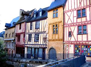 ルマン,Le Mans,文化遺産,旧市街地,フランス,ロワール地方