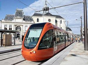 フランス・ロワール地方,ルマンの公共交通機関,ルマンへの行き方,ルマン市内の交通手段