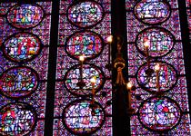 パリ・サントシャペル教会の観光ガイド,パリ・サントシャペル教会入場情報ガイド,パリ・サントシャペル教会のコンサート