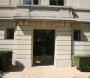 パリのアパルトマン16区短期滞在可,パリのアパルトマン建物エントランス