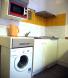 パリのアパルトマン16区短期滞在可,パリのアパルトマンキッチン