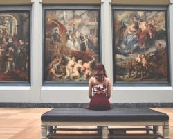 パリのおすすめ美術館,パリの美術館,パリの美術館ガイド